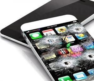 החלפת מסך אייפון שבור